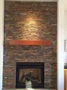 modern fireplace mantel handmade cherry modern beam fireplace mantel by custom corners llc custommade com