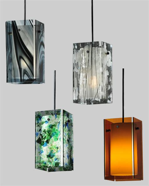 Blown Glass Sconce Meyda Custom Lighting Unveils Quadrato Family Of Fused