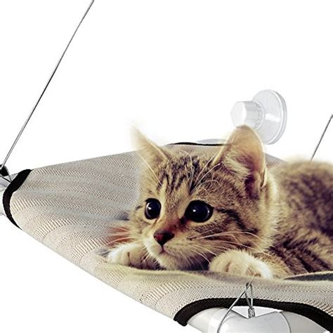 cat window bed homdox comfortable cat window perch cozy kitty window bed