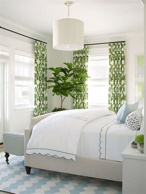 green and white bedroom 25 chic and serene green bedroom ideas