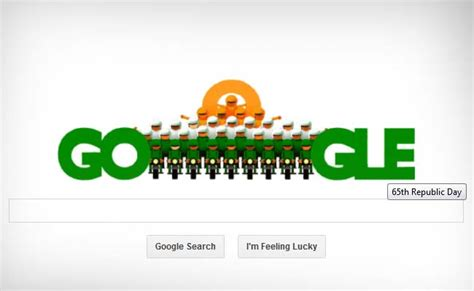 doodle cheats winners doodle celebrates india s 65th republic day