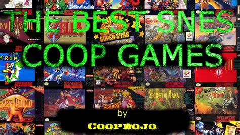 best nes the best snes coop