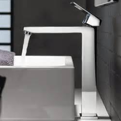 robinets salle de bains robinet mitigeur de salle de bains grohe eurocube avis 2018