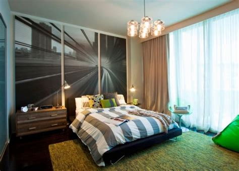 modern bedroom art decorate using oversized art a few ideas and suggestions