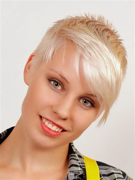 haircuts where the hair is shapved closer to the scalp at the bottom latest pixie haircuts 2014