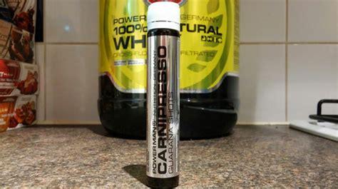 Powerman Coffee powerman carnipresso preworkout review