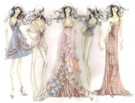 design fashion drawing amazing fashion design sketches theaysite