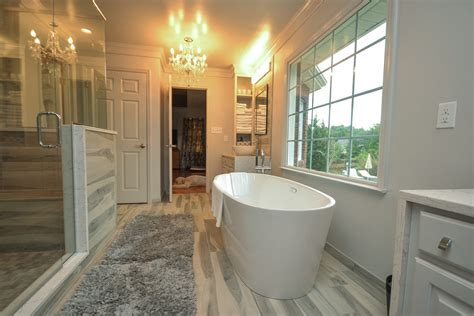 Modern European Bathroom ? Preston Forest ? Kingsport, TN