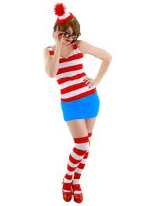 wheres waldo costume waldo dress costume