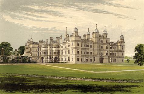 burghley house burghley house lincolnshire