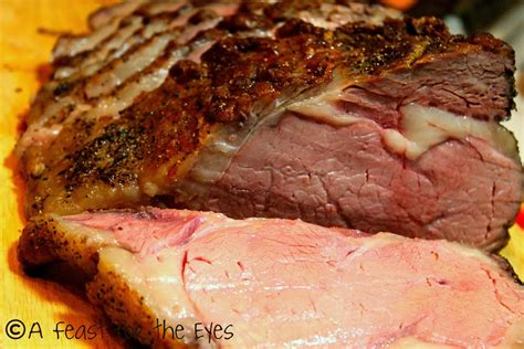 a feast for the eyes the best and most perfect prime rib