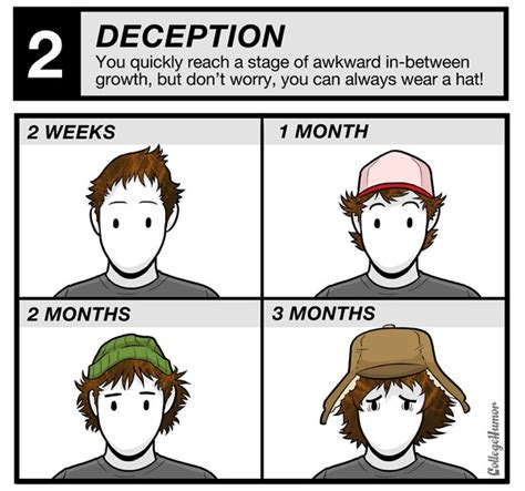 men growing out hair awkward growing out your hair the 6 stages of good grief get a