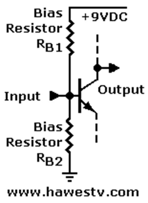 what is bias resistor convert your lifier from germanium to silicon