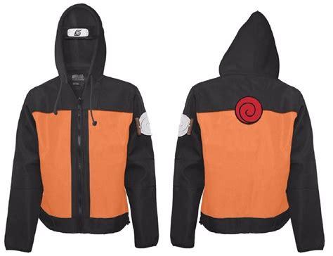 Sweater Zipper Akatsuki shippuden costume zip up hoodie ebay