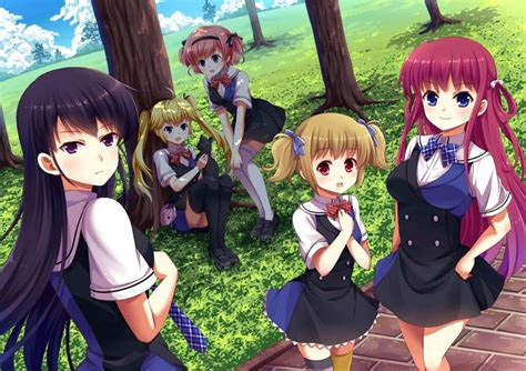 fruit of grisaia my review on the fruit of grisaia anime amino