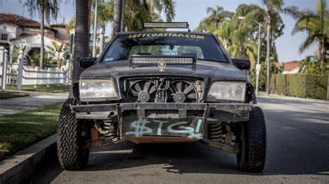 baja car brilliant maniac builds mercedes baja car author falls in
