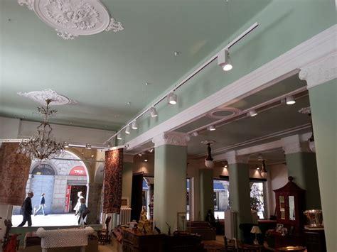 tappeti bergamo illuminazione led per negozi vetrine uffici e capannoni