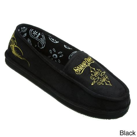 men house shoes snoop dogg men s house shoes