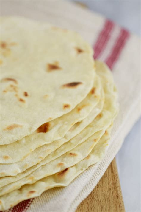 Handmade Tortilla Recipe - flour tortillas gemma s bigger bolder baking