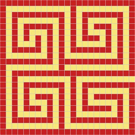 make pattern image online exles of roman maze mosaics click quot make a roman