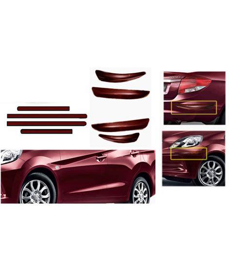 si鑒e auto pearl auto pearl car coloured bumper protector and side beadings