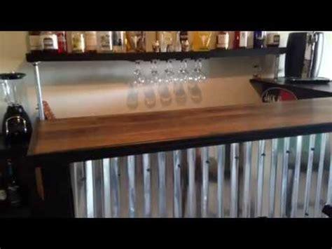 pallet bar tutorial youtube