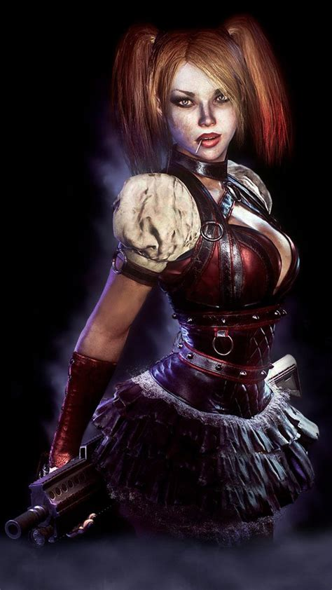Harley Quinn Arkham City Iphone All Hp 17 best images about harley quinn on batman arkham city batman the animated series
