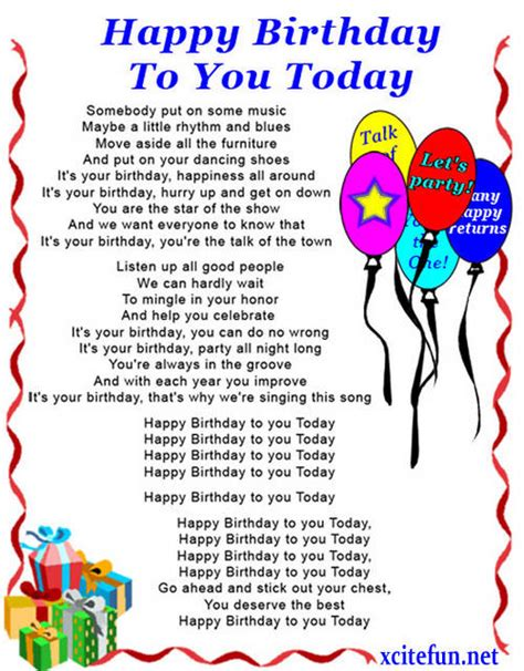 Poem For S Birthday Card Writing The Perfect Happy Birthday Poems Birthday