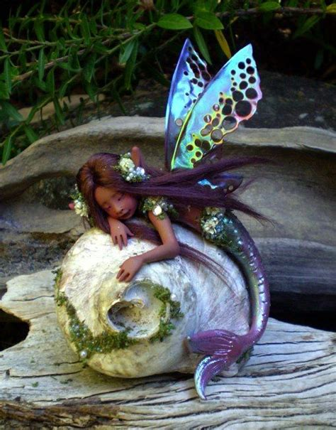mermaid fairy little fairy mermaid fantasy faerie art faerie