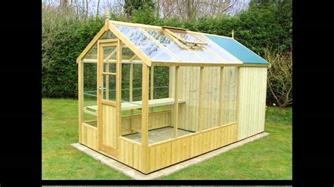 greenhouse staging plans youtube