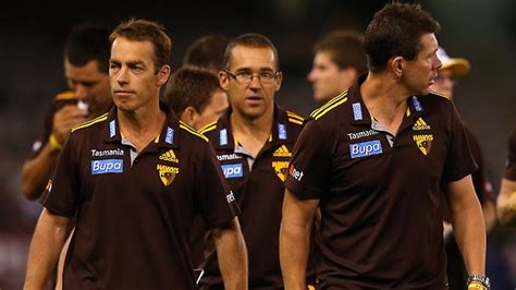 Clarkson Fired Manager by Afl Football Operations Manager Wants To