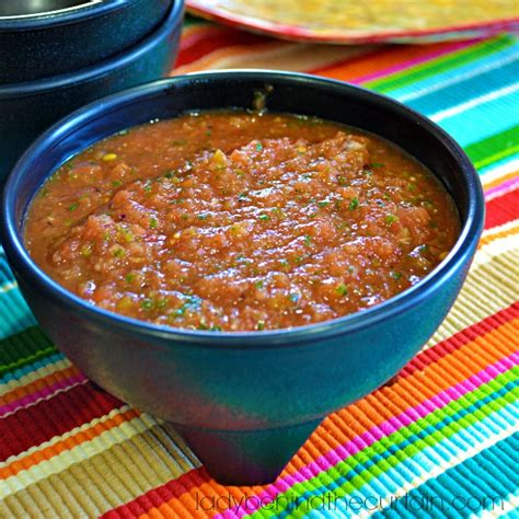 Salsa Top the best and easiest salsa