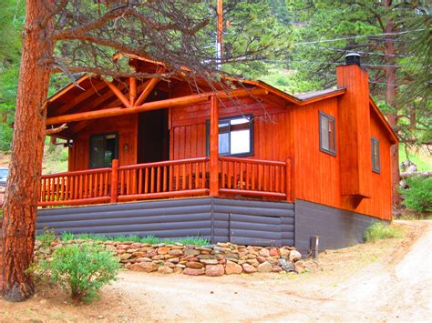 Cabins In The Rocky Mountains To Rent by Amberwood Affordable Cabins Vacation Rentals Near Rocky Mountain National Park