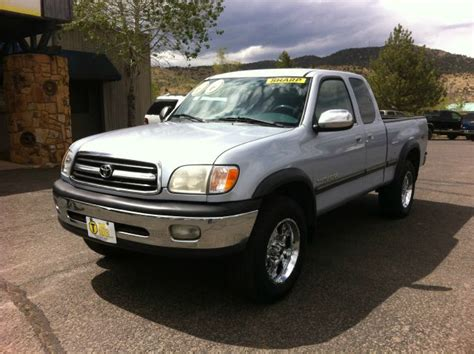 2000 Toyota Tundra For Sale Used 2000 Toyota Tundra For Sale Carsforsale