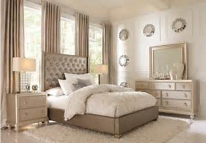 sofia vergara gray 7 pc bedroom bedroom sets