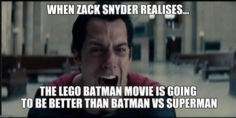 Superman Better Than Batman Memes - superman crying imgflip