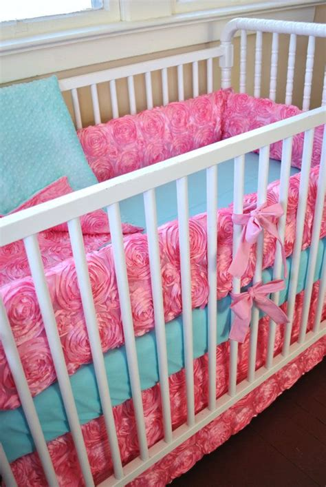 pink and turquoise baby bedding 17 best images about pink and turquoise baby bedding sets