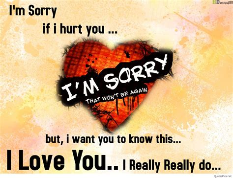 i you quotes for new sorry quotes wallpapers