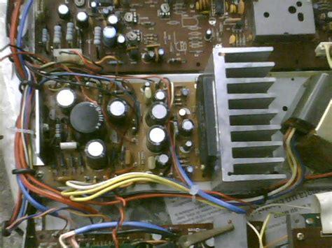 transistor d313v tocadiscos fisher mc 4040 diagrama yoreparo