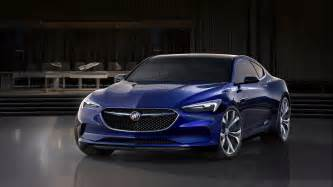 Buick Future Cars Naias 2016 Buick Avista Concept This Is It