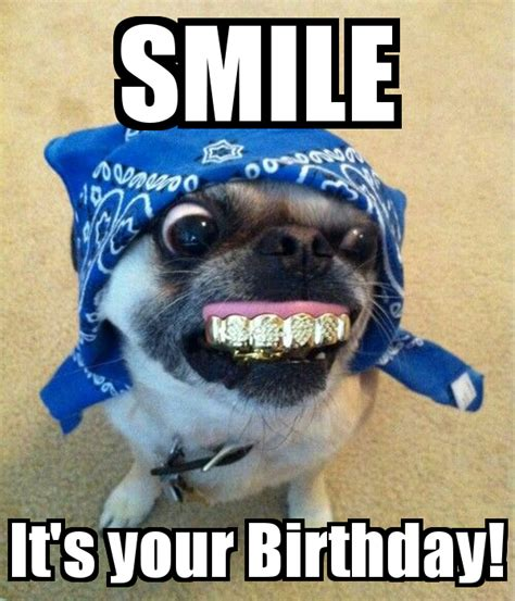 for your birthday smile it s your birthday poster stephridley keep calm
