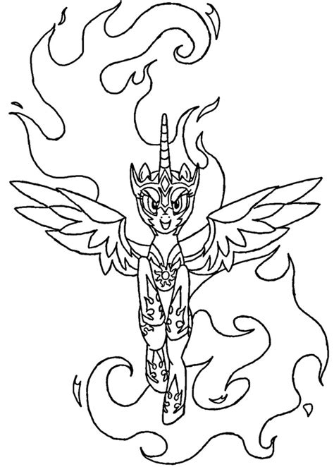 my little pony coloring pages nightmare moon my little pony nightmare moon coloring pages www