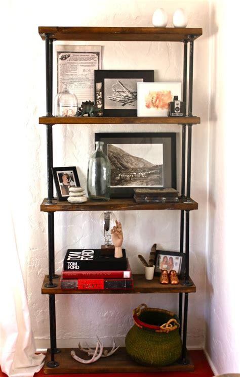 25 best ideas about free standing shelves on
