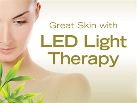 what is led light therapy penketh in warrington