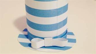 Paper Hat Template by How To Create A Paper Top Hat Diy Crafts Tutorial