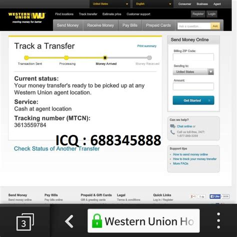 transfer money from bank to western union western union bank paypal transfers by carder z33 atn
