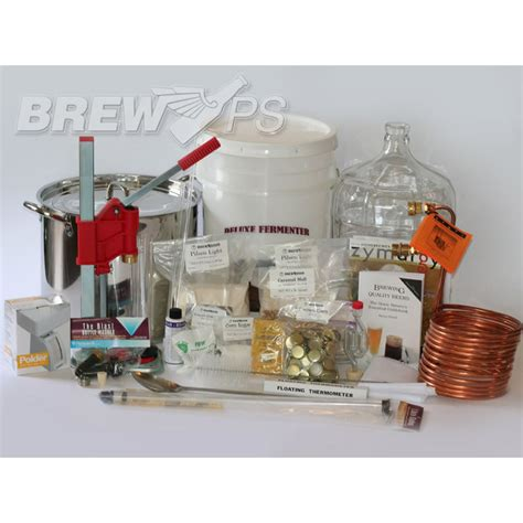 brewing equipment kits home brewing kits and supplies