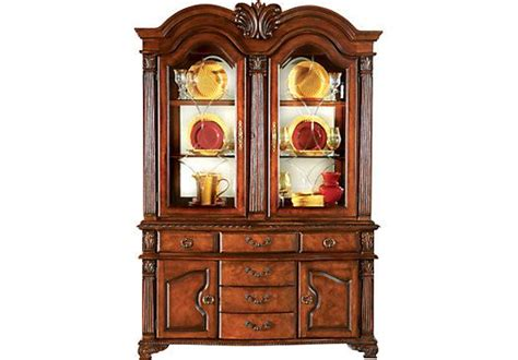rooms to go cabinets shop for a carpathian 2 pc china cabinet at rooms to go