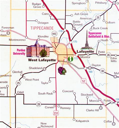 Tippecanoe County Search Tippecanoe County Map Indiana Indiana Hotels Motels Vacation Rentals Places
