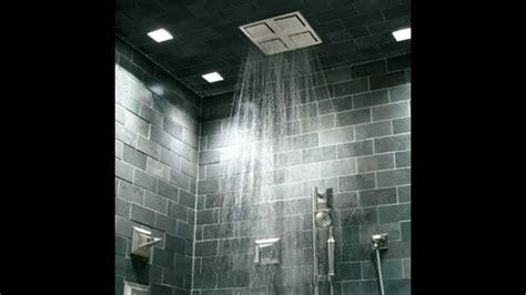 Ideas For Bathroom Showers kohler media centre shower youtube